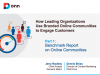 How Leading Organizations Use Branded Online Communities to Engage Customers