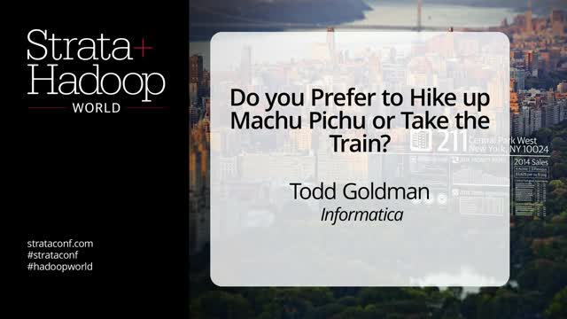 Do you Prefer to Hike up Machu Pichu or take the Train?