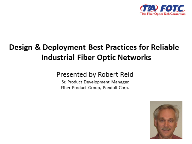 Design & Deployment Best Practices for Reliable Industrial Fiber Optic Networks