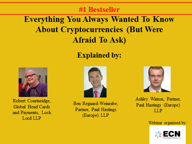 Everything You Wanted To Know About Cryptocurrencies (But Were Afraid to Ask)