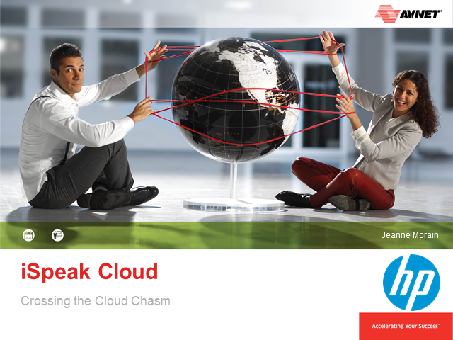 iSpeak Cloud: Chasing the Cloud Chasm