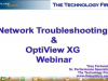 For Network Pros: Save Time with an OptiView XG