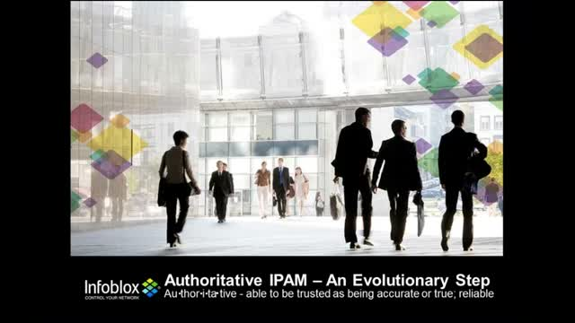 Best Practices for Authoritative IPAM