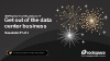 2015 IT Resolution 1: Get Out of the Data Center Business