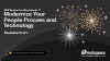 2015 IT Resolution 3: Modernize Your People, Process & Technology