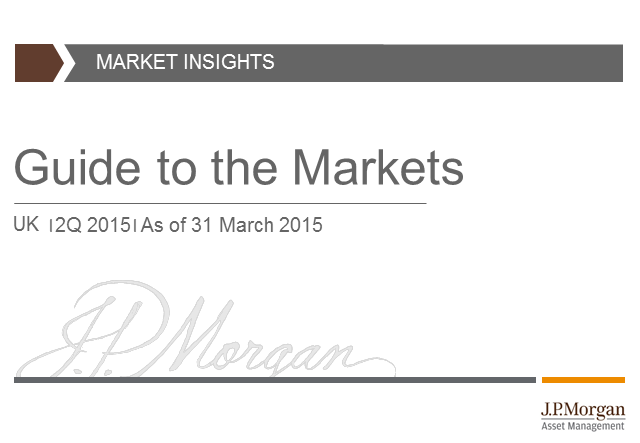 J.P. Morgan Market Insights with Stephanie Flanders (Q2 2015)