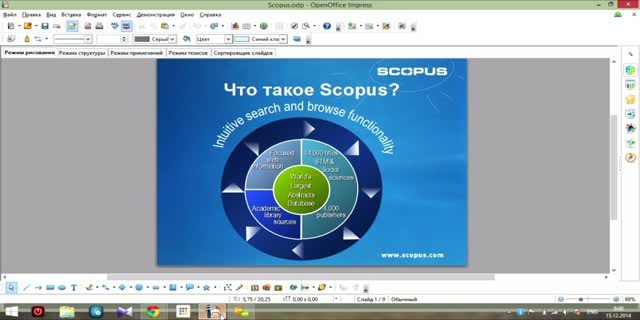 Scopus Webinar For Kazakhstani Researchers 15.12.2014