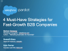 4 Must-Have Marketing Strategies for Fast-Growth Companies