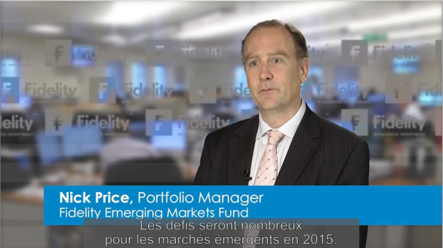 Perspectives 2015 Actions émergentes - Nick Price