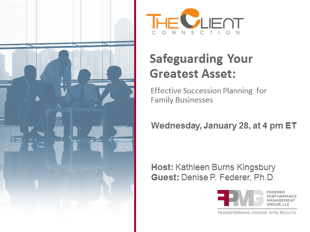 Safeguarding Your Greatest Asset