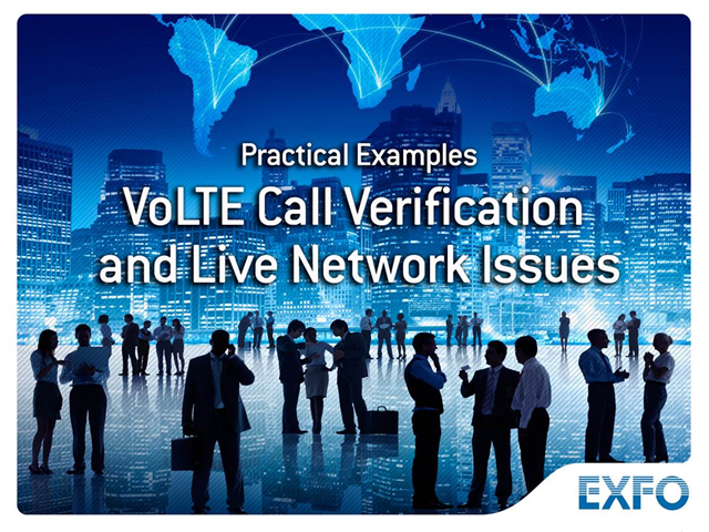 Practical Examples of VoLTE Call Verification and Live Network Issues