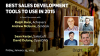 Panel: Best Sales Development Tools to Use in 2015