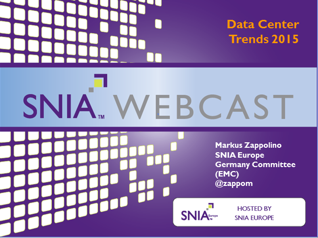 Data Center Trends 2015: What do you need to know?