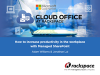 How to increase productivity in the workplace with Managed SharePoint