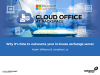 Why it's time to outsource your in-house exchange server