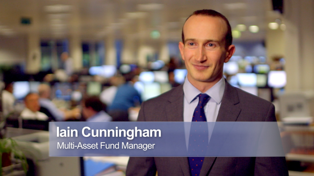 60 Seconds with Iain Cunningham