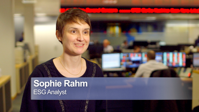 60 Seconds with Sophie Rahm