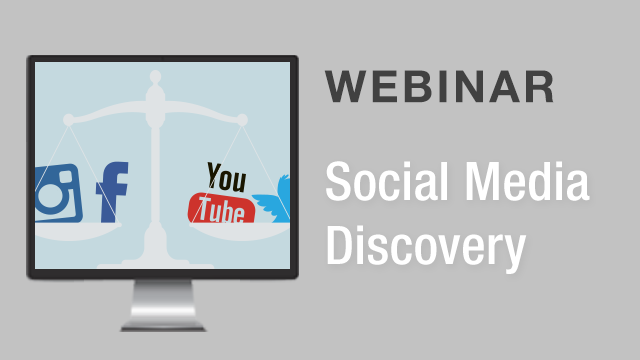 A Practical Approach to Social Media Discovery