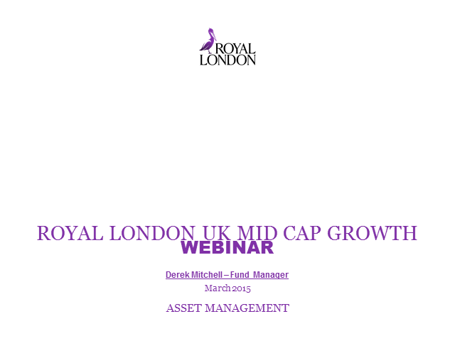 Royal London UK Mid Cap Growth Fund