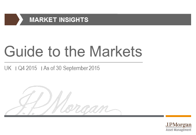J.P. Morgan Market Insights with Stephanie Flanders (Q4 2015)