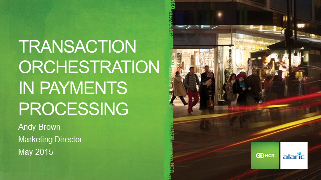 Orchestrating the transaction authorisation process