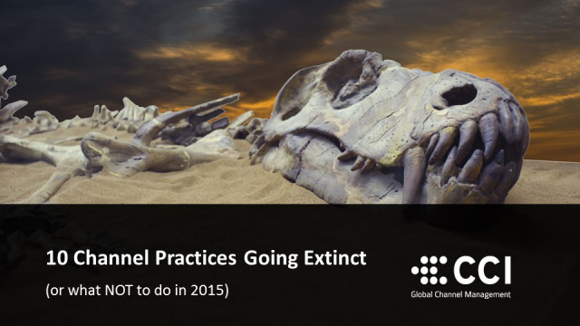 10 Channel Practices Going Extinct