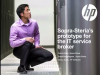 Sopra-Steria's prototype for the IT service broker