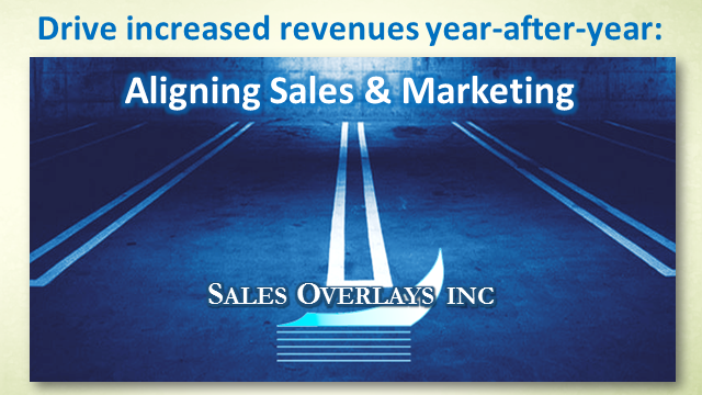 Increase Revenues YoY: Aligning Sales & Marketing