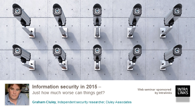 Data Security in 2014: Will 2015 be even worse?