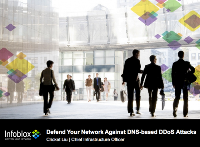 Defend Your Network against DNS-based DDoS Attacks