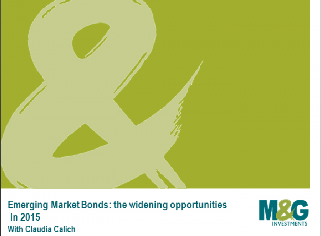 Emerging Market Bonds: the widening opportunities in 2015