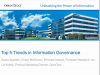 Top 5 Trends in Information Governance