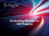 Evaluating Storage for VDI Projects with Wilfred Garcia, Sys Admin, University o