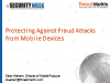 Protecting Against Fraud and Cybercrime from Mobile Devices