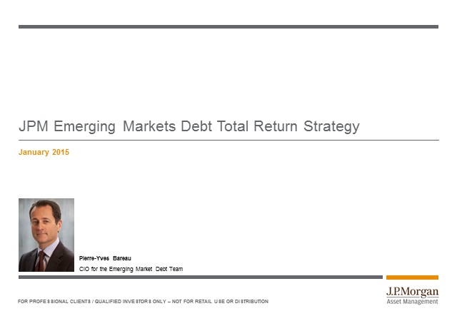 Quarterly EMD Total Return Strategy