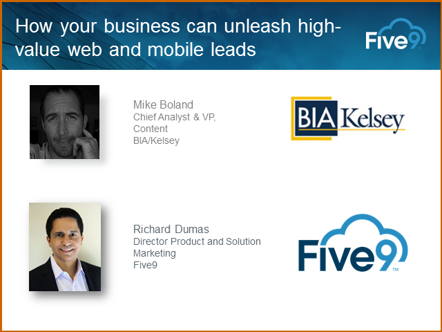 How your business can unleash high-value web and mobile leads