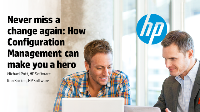 Never miss a change again: How Configuration Management can make you a hero