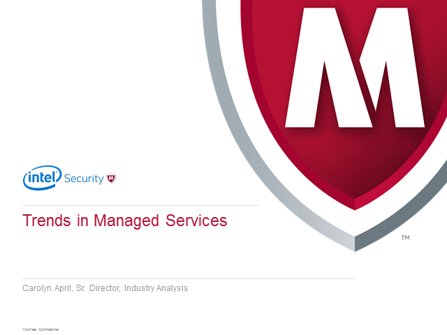 CompTIA Trends in Managed Services