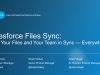 Salesforce Files Sync: Keep Your Files & Your Team in Sync — Everywhere!
