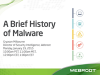 A Brief History of Malware