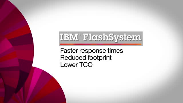 Real world perspectives on IBM flash: Client conversations