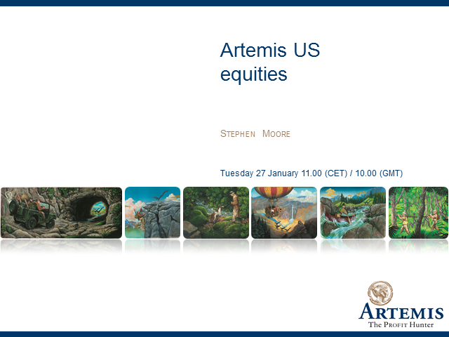 Webcast: Artemis US long/short equities, with Stephen Moore