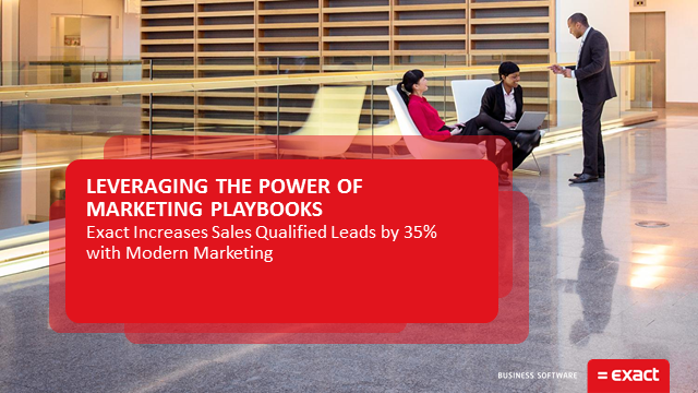 Leveraging the power of Marketing Playbooks and Marketing Automation