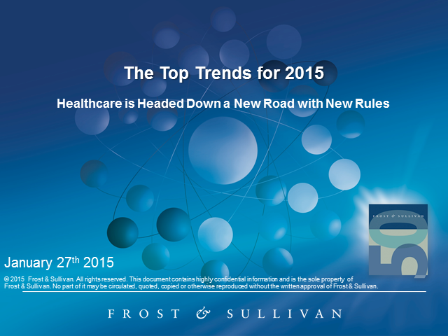 2015 Healthcare Industry Outlook