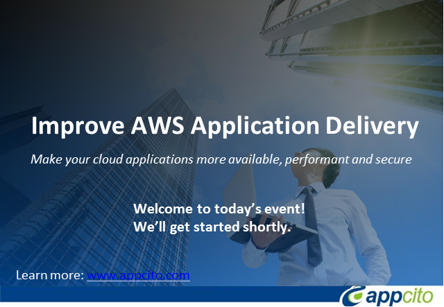 Improve AWS Application Delivery