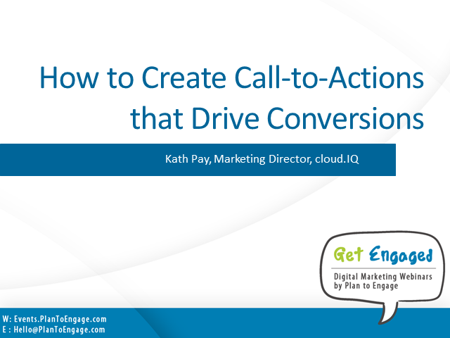 How to Create Call-to-Actions That Drive Conversions