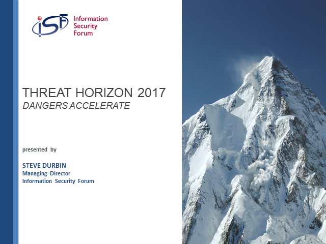 Threat Horizon 2017