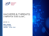 Hackers and Threats: Cybercrime Syndicates Go Global