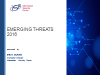 Emerging Threats for 2016