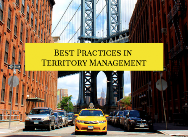 Best Practices for Territory Management
